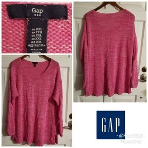 Plus size gap sweater